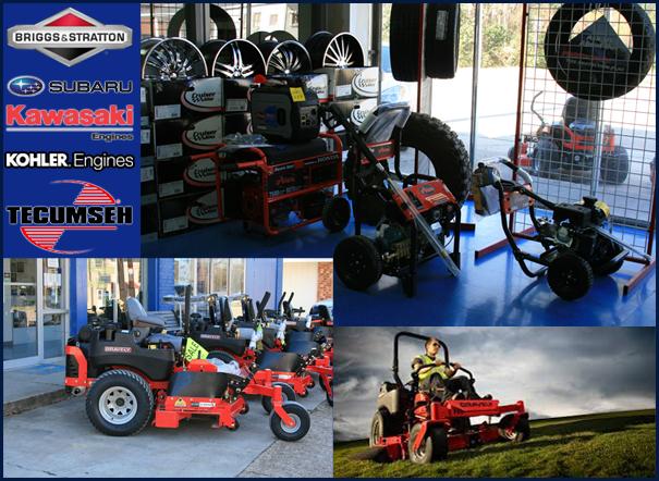 Small Engine Repair - Briggs & Stratton - Subaru - Kawasaki Engines - Kohler Engines - Tecumseh